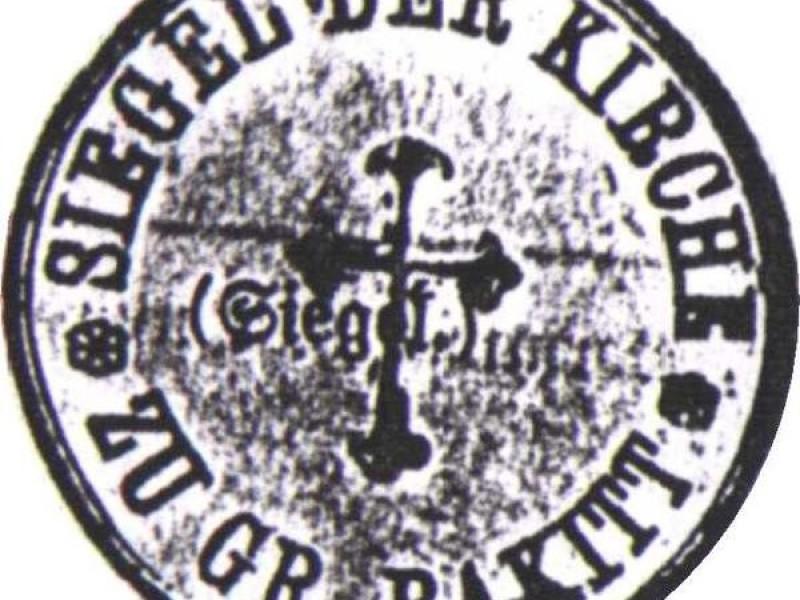 Pieczęć Parafialna Rokit